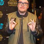 NLD/Amsterdam/20151215 - première van STAR WARS: The Force Awakens!, Brainpower