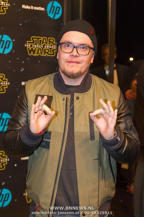 NLD/Amsterdam/20151215 - première van STAR WARS: The Force Awakens!, Brainpower