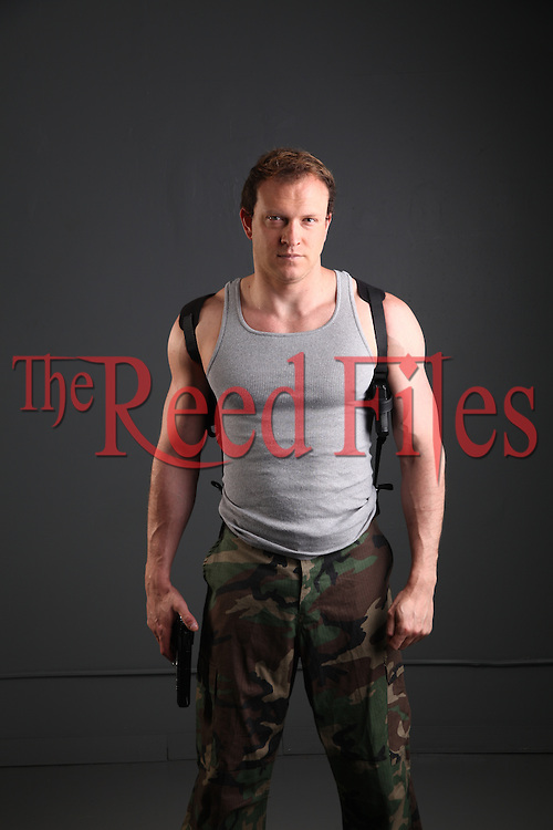The Reed Files: Military Man