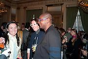 ISABEL MORRIS;  DENNIS MORRIS , The launch of PINTA 2010. The Argentine AmbassadorÕs Residence, 49 Belgrave Square, London SW1. 20 April 2010.<br /> ISABEL MORRIS;  DENNIS MORRIS , The launch of PINTA 2010. The Argentine Ambassador's Residence, 49 Belgrave Square, London SW1. 20 April 2010.