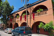 Hotel California, Todos Santos, Baja, Mexico