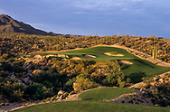 000605/Dessert Mountain GC, Scotsdale, Arizona, USA/Photo Mark Newcombe<br /> Dessert Mountain GC, Chricahua course, Scotsdale, Arizona, USA. Designed by Jack Nicklaus
