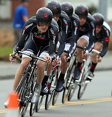 Invercargill-Tour of Southland Teams Time Trial