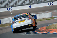 #6 Rory Butcher AmDTuning.com with AutoAid/RCIB Insurance Racing MG6 GT during BTCC Practice  as part of the Dunlop MSA British Touring Car Championship - Rockingham 2018 at Rockingham, Corby, Northamptonshire, United Kingdom. August 11 2018. World Copyright Peter Taylor/PSP. Copy of publication required for printed pictures.