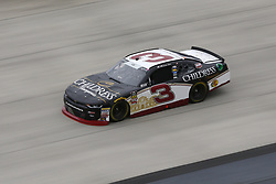October 5, 2018 - Dover, Delaware, United States of America - Shane Lee (3) takes to the track to practice for the Bar Harbor 200 at Dover International Speedway in Dover, Delaware. (Credit Image: © Justin R. Noe Asp Inc/ASP via ZUMA Wire)