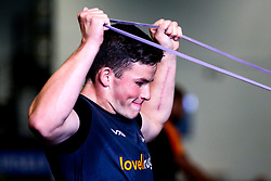 Will Butler of Worcester Warriors during preseason training ahead of the 2019/20 Gallagher Premiership Rugby season - Mandatory by-line: Robbie Stephenson/JMP - 06/08/2019 - RUGBY - Sixways Stadium - Worcester, England - Worcester Warriors Preseason Training 2019