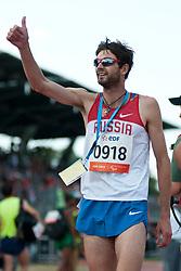 SHAROV Egor, RUS, 800m, T12, 2013 IPC Athletics World Championships, Lyon, France