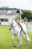 Scene from the 93rd annual Connemara Pony show in Clifden Co. Galway  Photo:Andrew Downes, XPOSURE <br />   Photo: Andrew Downes, Xposure.