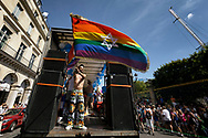 24  June  2017 &ndash; Paris, France<br /> Gay pride