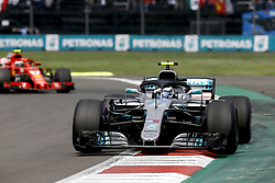 October 28, 2018 - Mexico-City, Mexico - Motorsports: FIA Formula One World Championship 2018, Grand Prix of Mexico, ..#77 Valtteri Bottas (FIN, Mercedes AMG Petronas Motorsport) (Credit Image: © Hoch Zwei via ZUMA Wire)