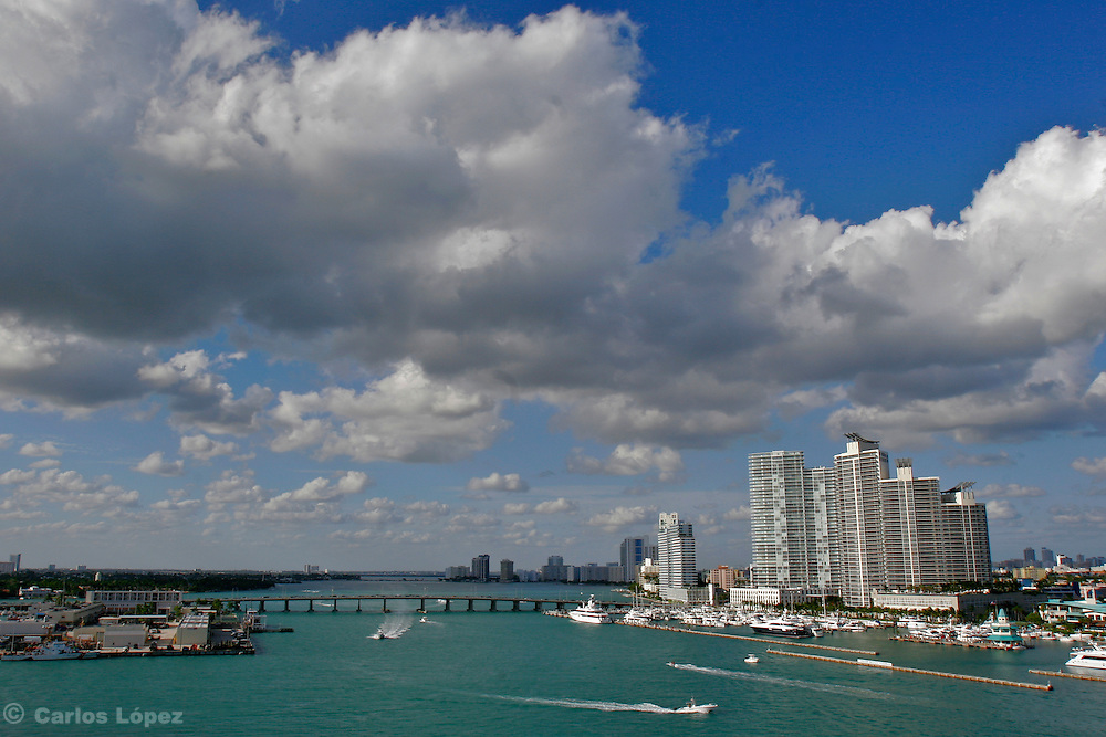 Landscape of the Miami