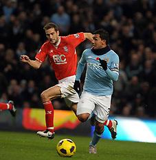 Manchester City v Birmingham City