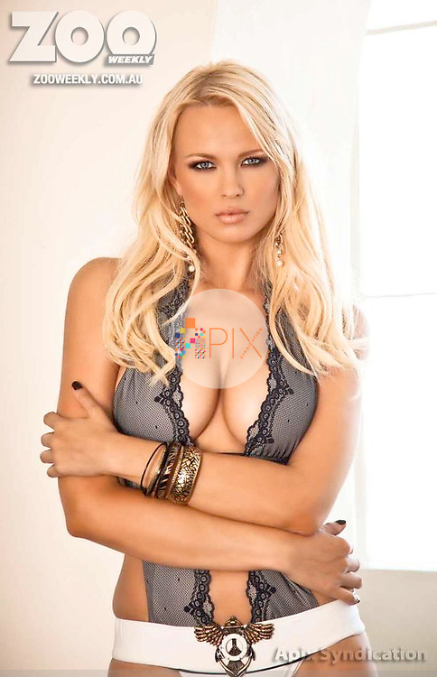 10-page online feature of Irina Voronina on ZOO WEEKLY Australia | zooweekly.com.au  <br />