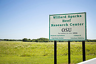 Willard Sparks Beef Research Center