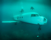 The Bombardier Challenger 600 submersion, PA, Dutch Springs