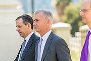 Left to right Matthew Rawlinson and Douglas Lumish, Latham Watkins