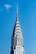 Chrysler Building in New York City on November 1, 2018. (photo by Gabe Palacio)