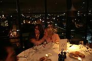 JARVIS COCKER, Frieze Cartier Dinner. Shoreditch House. London. 11 October 2007. -DO NOT ARCHIVE-© Copyright Photograph by Dafydd Jones. 248 Clapham Rd. London SW9 0PZ. Tel 0207 820 0771. www.dafjones.com.