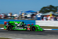 #1 Extreme Speed Motorsports HPD ARX-03b: Scott Sharp, Ryan Dalziel, David Brabham