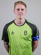 FODBOLD: Tonni Adamsen ved FC Taastrup FC's officielle fotosession den 15. marts 2018. Foto: Claus Birch