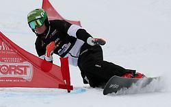 FIS Snowboard World Cup - Carezza - PGS - Rok Marguc (SLO)