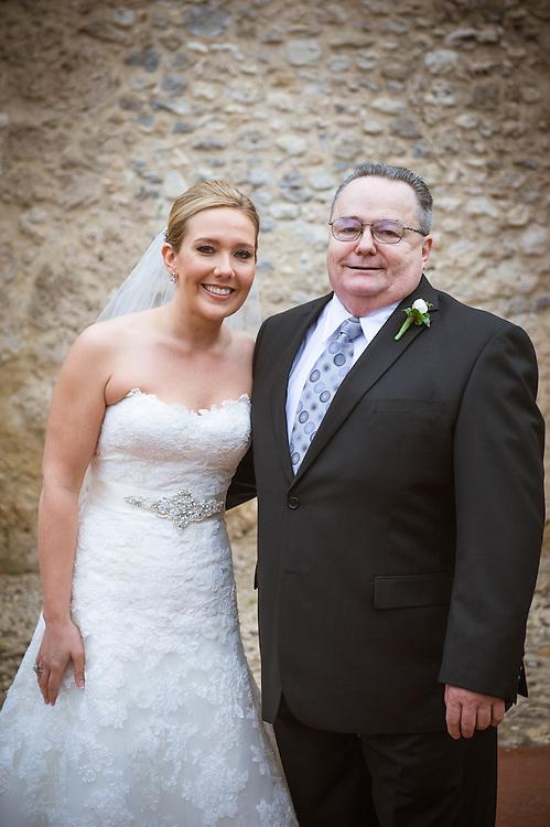 20120311Saturday164048.Shelley Myers and Charles Watson wedding Saturday, March 10, 2012 in San Antonio..Mission Concepcion, Westin Riverwalk.Saturday3/10/12.Photo © Bahram Mark Sobhani
