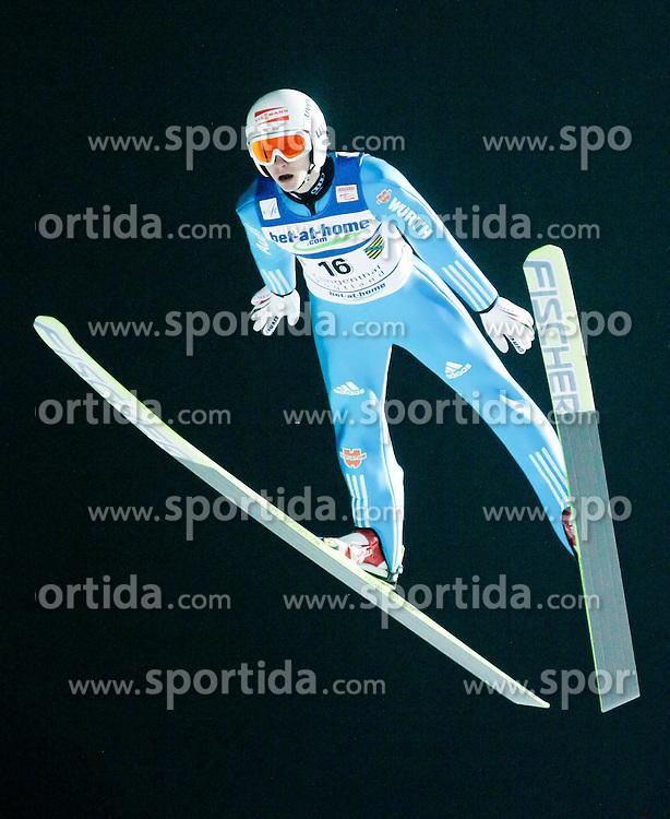 02.02.2011, Vogtland Arena, Klingenthal, GER, FIS Ski Jumping Worldcup, Team Tour, Klingenthal, im Bild FREITAG Richard (GER) // during the FIS Ski Jumping Worldcup, Team Tour in Klingenthal, Germany, EXPA Pictures © 2011, PhotoCredit: EXPA/ Jensen Images/ Ingo Jensen +++++ ATTENTION +++++ GERMANY OUT!