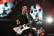 James Hetfield<br /> Metallica