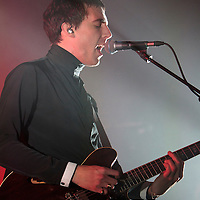 Miles Kane performing live at Manchester Academy, Manchester, UK, 2013-09-28