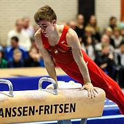 NLD/Nijverdal/20160305 - Turninterland Nederland - Spanje, Joel Plata
