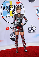 2018 American Music Awards - Red Carpet 10-09-2018