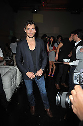 DAVID GANDY at a party to launch Esquire magazine's June issue hosted by new editor Alex Bilmes at Sketch, Conduit Street, London on 5th May 2011.