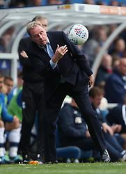 Birmingham City's manager Harry Redknapp