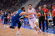 DESCRIZIONE: Torino Turin 2016 FIBA Olympic Qualifying Tournament Finale Final Italia Croazia Italy Croatia<br /> GIOCATORE : Bojan Bogdanovic<br /> CATEGORIA : palleggio penetrazione difesa<br /> SQUADRA : Croazia Croatia<br /> EVENTO : 2016 FIBA Olympic Qualifying Tournament <br /> GARA : 2016 FIBA Olympic Qualifying Tournament Finale Final Italia Croazia Italy Croatia<br /> DATA : 09/07/2016<br /> SPORT: Pallacanestro<br /> AUTORE : Agenzia Ciamillo-Castoria/Max.Ceretti <br /> Galleria : 2016 FIBA Olympic Qualifying Tournament <br /> Fotonotizia : Torino Turin 2016 FIBA Olympic Qualifying Tournament Finale Final Italia Croazia Italy Croatia<br /> Predefinita :
