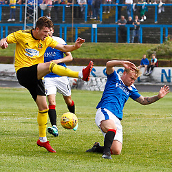 Cowdenbeath v Cove Rangers, BetFred Cup, 21 July 2018