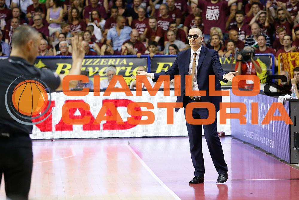 De Raffaele Walter<br /> Umana Reyer Venezia - Dolomiti Energia Aquila Basket Trento<br /> Lega Basket Serie A 2016/17 Finali Gara 02<br /> Venezia, 12/06/2017<br /> Foto Ciamillo-Castoria / M. Brondi