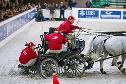 De Ruijter Harry, NED<br /> World Cup Driving - Bordeaux 2002<br /> © Hippo Foto - Dirk Caremans<br /> 09/02/2002