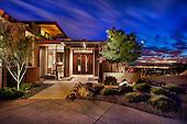 Desert Mountain House