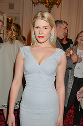 HANNAH ARTERTON at the Audi Ballet Evening at The Royal Opera House, Covent Garden, London on 23rd April 2015.