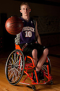 2010-10 Wheelchair Basketball Phoenix Suns Mercury