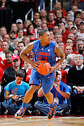 COLUMBUS, OH - NOVEMBER 15: Brad Beal #23 of the Florida Gators looks to the basket during the game against the Ohio State Buckeyes at Value City Arena on November 15, 2011 in Columbus, Ohio. Ohio State won 81-74. (Photo by Joe Robbins) *** Local Caption *** Brad Beal