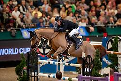 Robert Olivier, FRA, Tempo de Paban<br /> Leipzig - Partner Pferd 2019<br /> © Hippo Foto - Stefan Lafrentz