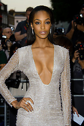 GQ Men of the Year Awards 2013. Jourdan Dunn during the GQ Men of the Year Awards, the Royal Opera House, London, United Kingdom. Tuesday, 3rd September 2013. Picture by Chris  Joseph / i-Images