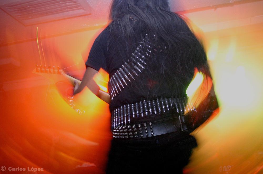 GOAT SEMENI, PERUVIAN BAND OF BLACK METAL