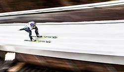 05.01.2014, Paul Ausserleitner Schanze, Bischofshofen, AUT, FIS Ski Sprung Weltcup, 62. Vierschanzentournee, Training, im Bild Gregor Schlierenzauer (AUT) // Gregor Schlierenzauer (AUT) during practice Jump of 62nd Four Hills Tournament of FIS Ski Jumping World Cup at the Paul Ausserleitner Schanze, Bischofshofen, Austria on 2014/01/05. EXPA Pictures © 2014, PhotoCredit: EXPA/ JFK
