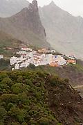 View of Almaciga, Tenerife, Spain