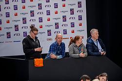 MINDERHOUD Hans-Peter (NED)<br /> Paris - FEI World Cup Finals 2018<br /> FEI World Cup Grand Prix de Dressage<br /> www.sportfotos-lafrentz.de/Stefan Lafrentz<br /> 13. April 2018