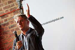UK ENGLAND LONDON 22JUN16 - Erik Nielsen of UniCredit during a podium discussion hosted by Handelsblatt at the Beagle Bar & Restaurant, Hoxton, London.<br /> <br /> jre/Photo by Jiri Rezac<br /> <br /> © Jiri Rezac 2016