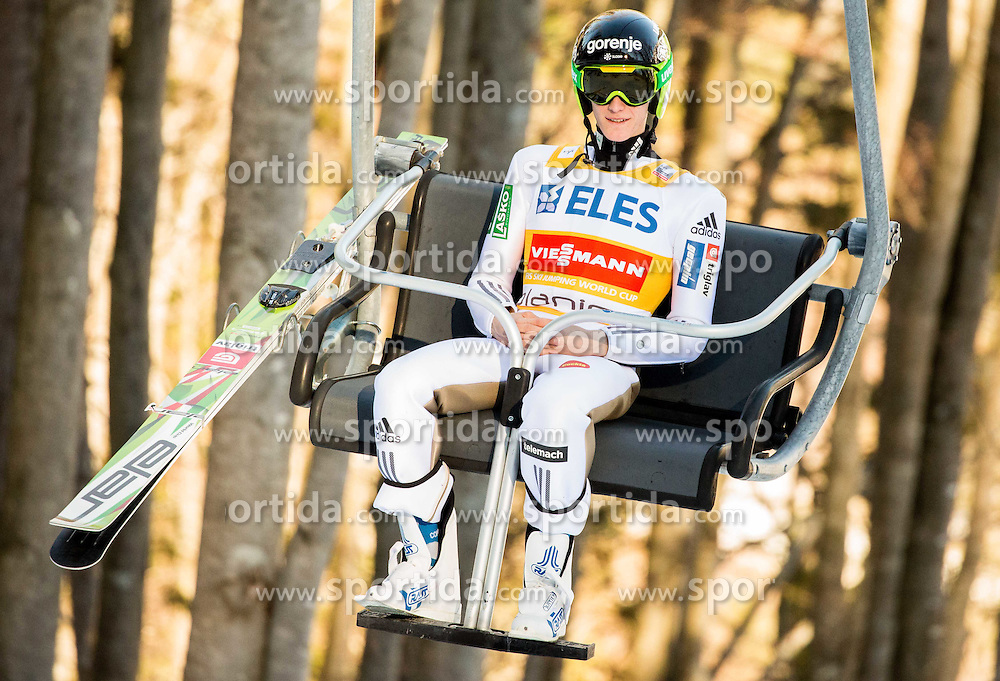 Peter Prevc (SLO) during the Ski Flying Hill Individual Competition at Day 2 of FIS Ski Jumping World Cup Final 2016, on March 18, 2016 in Planica, Slovenia. Photo by Vid Ponikvar / Sportida
