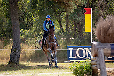 Eventing - Fontainebleau 2018